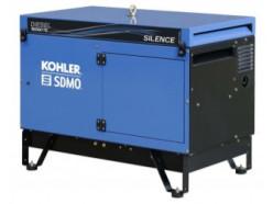 Дизельный генератор SDMO 6500 TE SILENCE