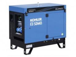Дизельный генератор SDMO 6000 E SILENCE AVR